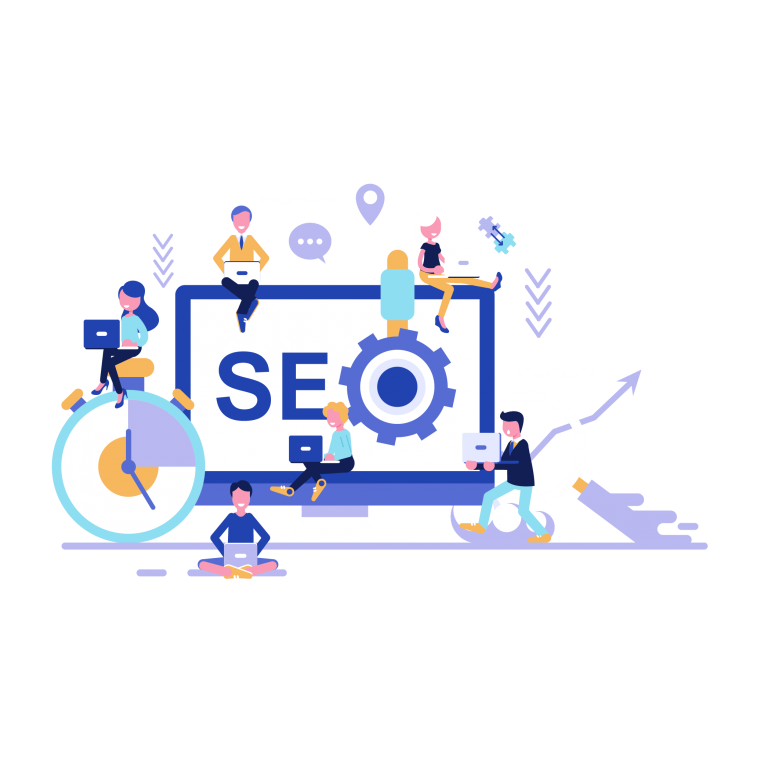 how does seo for b2b work